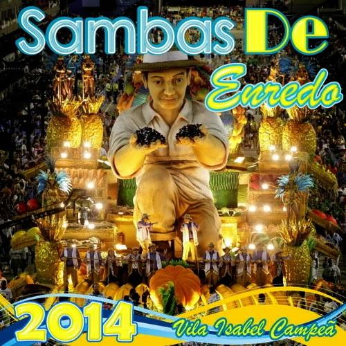 Sambas de Enredo 2014 CD Oficial